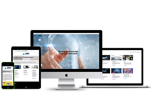 Arkinfo-website-development