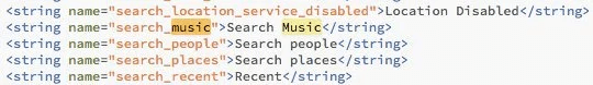 search-music-string